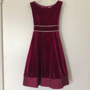 Other - Formal Velvet Dress